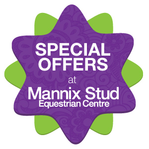 Special Offers at Mannix Stud